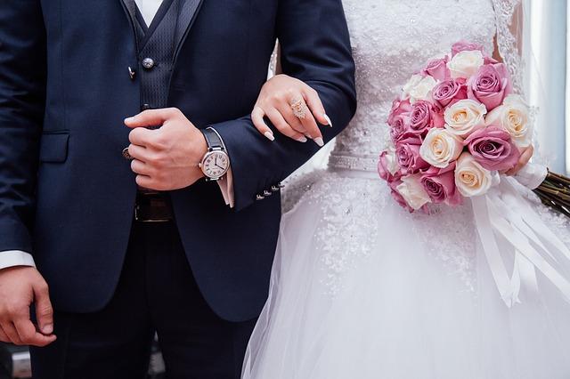 wedding debt