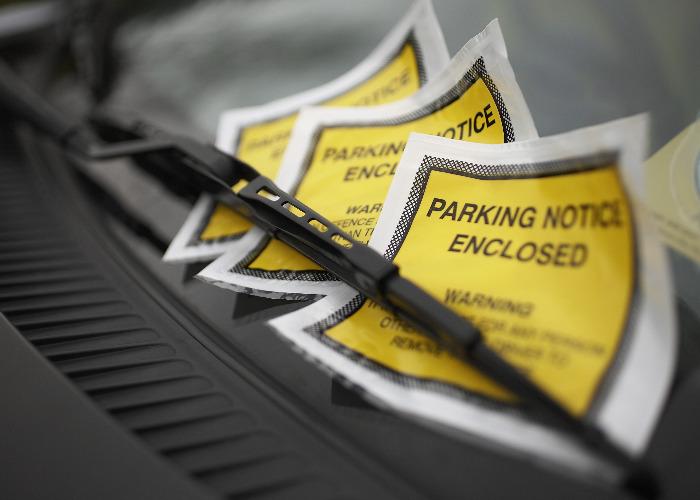 pnc parking tickets